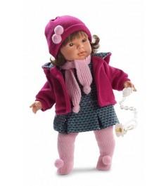 Кукла Llorens Juan Карла 42 см L 42126