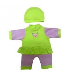 Одежда для куклы Mary Poppins 38 43см комбинезон с шапочкой Бабочка 214
