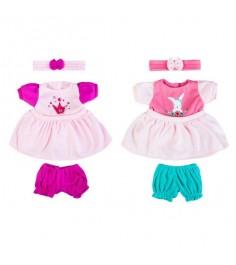 Одежда для куклы 30см платье штанишки и повязка Mary Poppins 452119