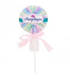 Резинки для волос Mary Poppins средние плоские 25 шт 455034