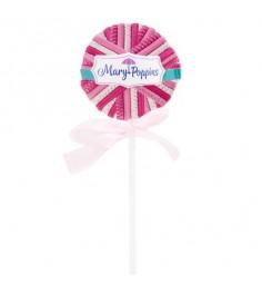 Резинки для волос Mary Poppins средние плоские 25 шт 455035