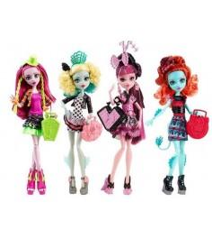 Кукла monster high школьный обмен Mattel CFD17