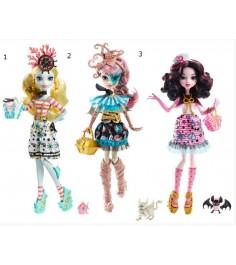 Кукла monster high кораблекрушение Mattel DTV88