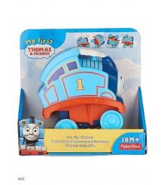 Паровозик переворачивающийся mega bloks томас и его друзья Mattel DTP10