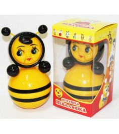Неваляшка пчёлка 22 см 6с-0011