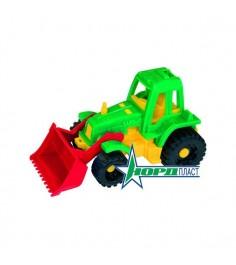 Трактор ижора с грейдером Нордпласт 151
