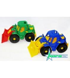 Трактор дон Нордпласт 153