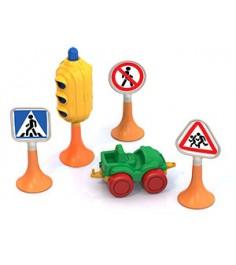Набор дорожные знаки №2 Нордпласт Р74966