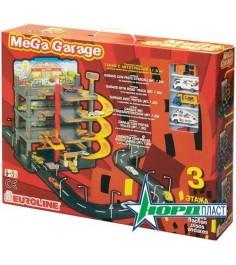 Мега гараж с дорогой Нордпласт 431207