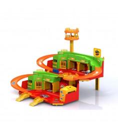 Игровой набор хот вилс парковка с вертолетной площадкой Нордпласт 431229