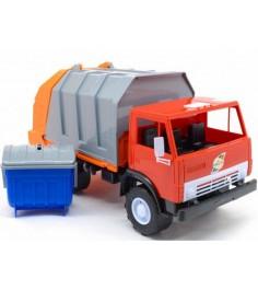 Автомобиль мусоросборник х2 Orion toys 273