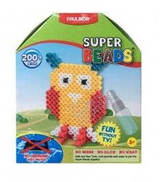 Мозаика super beads сова Paulinda 150004
