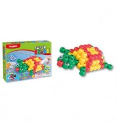 3d мозаика super beads черепаха более 100 элементов Paulinda 150102-1