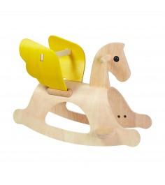 Детская качалка Plan Toys Лошадка Пеагс 63 см 3480
