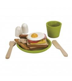 Игровой набор Plan Toys Завтрак 3602