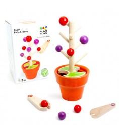 Развивающая игра Plan Toys Собери ягоды 4620