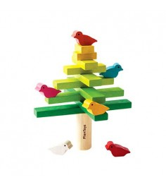 Головоломка Plan Toys Балансирующее дерево 5140