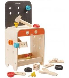 Деревянная игрушка Plan Toys Верстак 22 предмета 5541