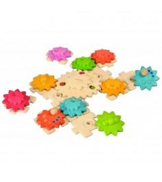 Развивающая игра Plan Toys Шестеренки 5636