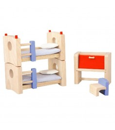 Набор мебели Plan Toys для кукол Neo 7304