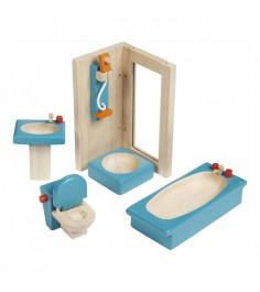 Ванная комната Plan Toys для кукольного дома 7308