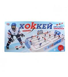 Настольная игра хоккей евро лига чемпионов Play Smart 704