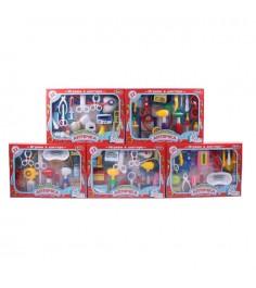 Пластиковый набор для игры в доктора волшебная аптечка Play Smart 2554