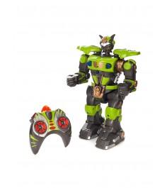 Зеленый робот рy стрэтбот на аккум свет звук 35 см Play Smart 9515A