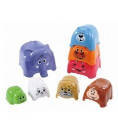 Игровой набор PlayGo Формочки животные Play 2375