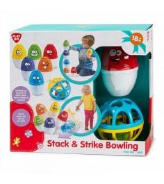 Развивающая игрушка PlayGo Боулинг Play 2835
