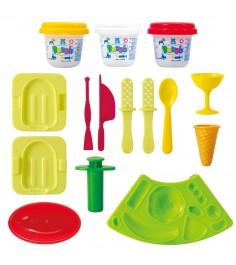 Набор с пластилином Playgo Мороженое Play 8592