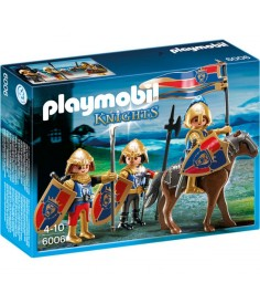 Рыцари королевские рыцари львы Playmobil 6006pm