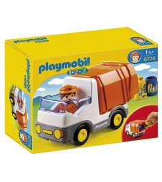 1 2 3 мусоровоз Playmobil 6774pm