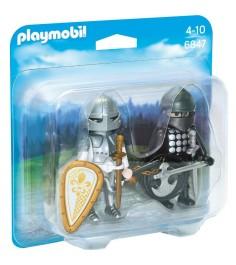 Дуо соперничество рыцарей Playmobil 6847pm