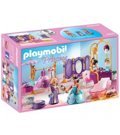 Замок принцессы гардеробная с салоном Playmobil 6850pm