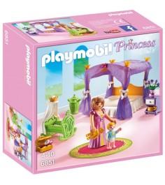 Замок принцессы покои принцессы с колыбелью Playmobil 6851pm