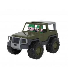 Военный джип вояж Полесье 47021