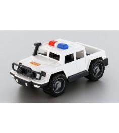 Автомобиль пикап патрульный защитник Полесье 63588