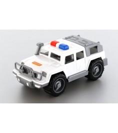 Автомобиль джип патрульный защитник Полесье 63595