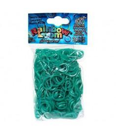Набор резинок для плетения Rainbow Loom Sweets мятный 600 шт B0140