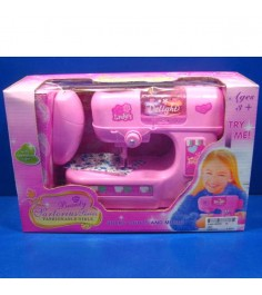 Детская швейная машинка шьет Gratwest Д79508