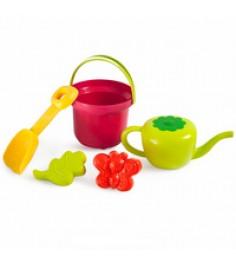 Песочный набор яблочко Рославльская игрушка 4127