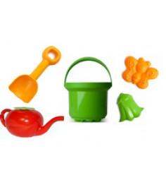 Песочный набор помидорка Рославльская игрушка 4132