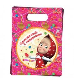 Пакет для подарков 6шт Машины сказки Росмэн 28589