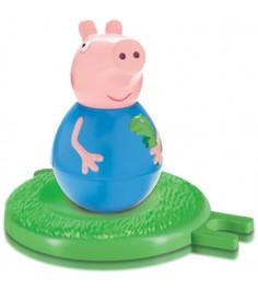 Неваляшка свинка пеппа поросенок джордж Росмэн 28802