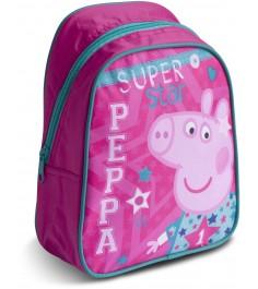 Рюкзачок малый Свинка Пеппа Superstar Росмэн 30286