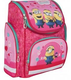 Рюкзак с усиленной спинкой cредний миньоны Росмэн 31898