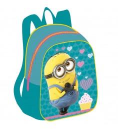 Дошкольный рюкзак миньоны малый Росмэн 31909