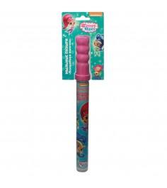 Мыльные пузыри волшебная палочка шиммер и шайн 200 мл Росмэн 32651