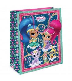 Пакет подарочный шиммер и шайн 18х10х23 см подарочные пакеты Росмэн 33170